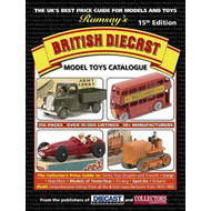 Ramsay's British Diecast Model Toy Catalogue (BOK)