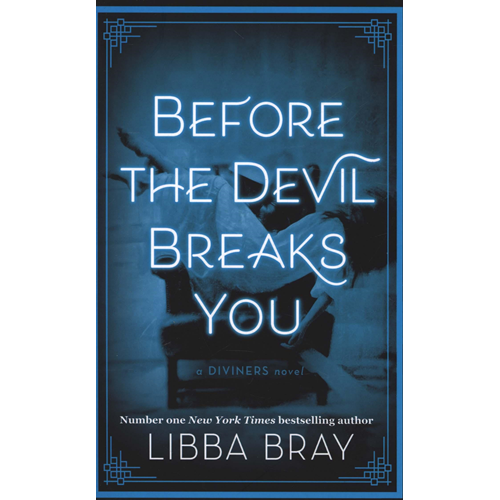 Before the Devil Breaks You (BOK)