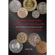 Coins of Scotland, Ireland and the Isles and Anglo-Gallic Co (BOK)
