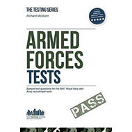 Produktbilde for Armed Forces Tests (practice Tests for the Army, RAF and Roy (BOK)