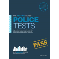 Produktbilde for Police Tests: Practice Tests for the Police Initial Recruitm (BOK)