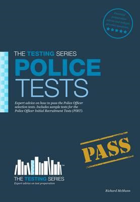 Police Tests: Practice Tests for the Police Initial Recruitm (BOK)