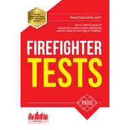 Produktbilde for Firefighter Tests: Sample Test Questions for the National Fi (BOK)