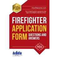 Produktbilde for Firefighter Application Form Questions and Answers (BOK)