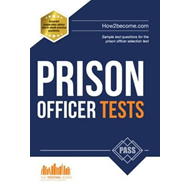 Produktbilde for Prison Officer Tests (BOK)