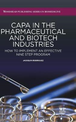 CAPA in the Pharmaceutical and Biotech Industries (BOK)