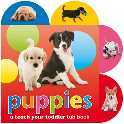 Teach Your Toddler Tabs Puppies (BOK)