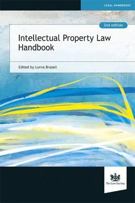 Intellectual Property Law Handbook (BOK)