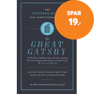Produktbilde for F. Scott Fitzgerald's The Great Gatsby (BOK)