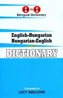 English-Hungarian & Hungarian-English One-to-One Dictionary (BOK)