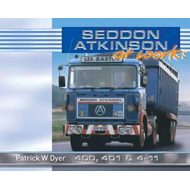 Seddon Atkinson at Work: 400, 401 and 4-11 (BOK)