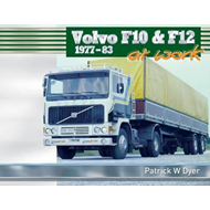 Volvo F10 & F12 at Work: 1977-83 (BOK)