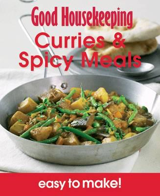 Curries & Spicy Meals (BOK)