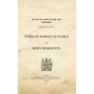Types of Horses Suitable for Army Remounts (BOK)