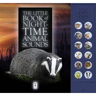 Little Book of Night-Time Animal Sounds (BOK)