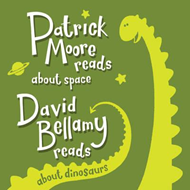 Patrick Moore and David Bellamy Read About Space and Dinosau (BOK)