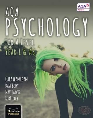 AQA Psychology for A Level Year 1 & AS - Student Book (BOK)