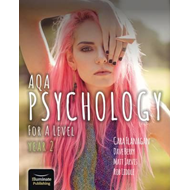 AQA Psychology for A Level Year 2 - Student Book (BOK)