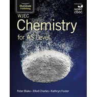 WJEC Chemistry for AS Level: Student Book (BOK)