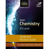 WJEC Chemistry for AS: Study and Revision Guide (BOK)