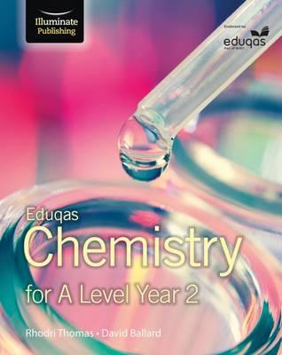 Eduqas Chemistry for A Level Year 2 (BOK)