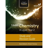 Eduqas Chemistry for A Level Year 2: Study and Revision Guid (BOK)