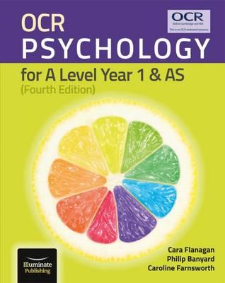 OCR Psychology for A Level Year 1 & AS (BOK)