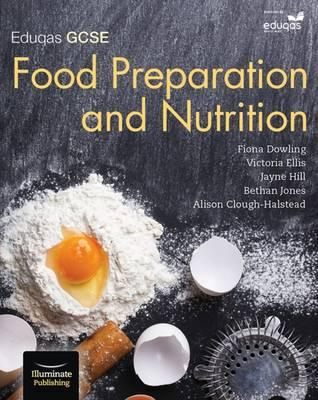 Eduqas GCSE Food Preparation & Nutrition: Student Book (BOK)