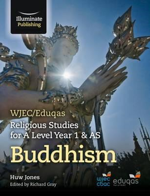 WJEC/Eduqas Religious Studies for A Level Year 1 & AS - Budd (BOK)