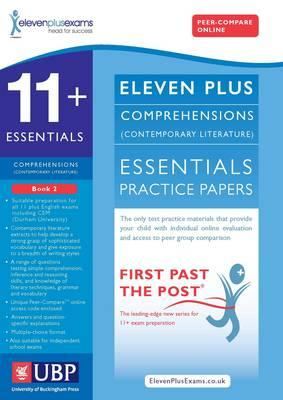 11+ Essentials Comprehensions (Contemporary) for CEM (BOK)