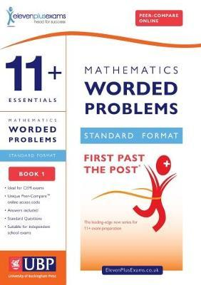 11+ Essentials Numerical Reasoning Worded Problems (BOK)
