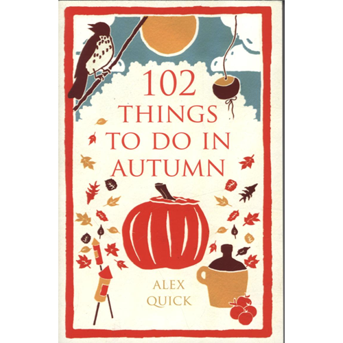 102 Things to Do in Autumn (BOK)