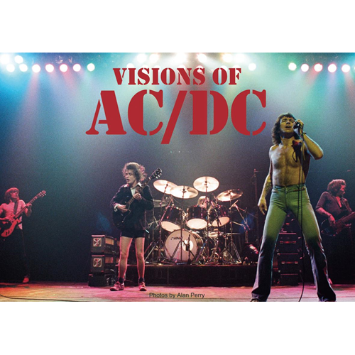 Visions of AC/DC (BOK)