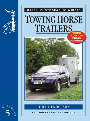 Towing Horse Trailers (BOK)