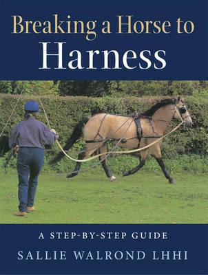Breaking a Horse to Harness (BOK)