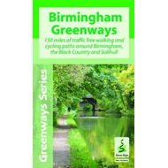 Birmingham Greenways Cycle Map (BOK)