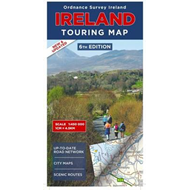 Ireland Touring Map (BOK)