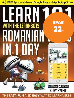 Learn 101 Romanian Verbs in 1 Day (BOK)