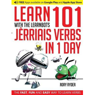 Learn 101 Jerriais Verbs in 1 Day with the Learnbots (BOK)