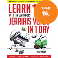 Produktbilde for Learn 101 Jerriais Verbs in 1 Day (BOK)