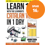 Produktbilde for Learn 101 Catalan Verbs In 1 day (BOK)