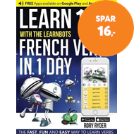 Produktbilde for Learn 101 French Verbs In 1 day (BOK)