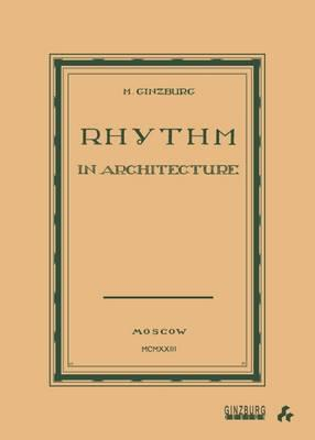 Rhythm in Architecture (BOK)