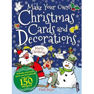 Make Your Own Christmas Cards and Decorations (BOK)