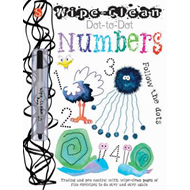 Dot-To-Dot Numbers (BOK)