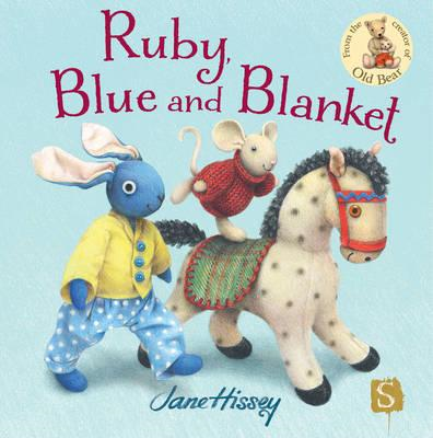 Ruby, Blue and Blanket (BOK)