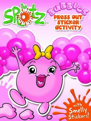 The Splotz - Press Out and Play Activity - Bubbles (BOK)