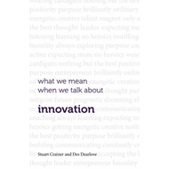 What we mean when we talk about innovation (BOK)