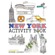 New York Activity Book (BOK)
