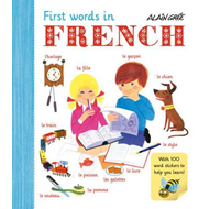 First Words in French (BOK)